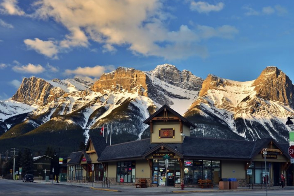 Canmore Alberta Locations Yarmoloy Group