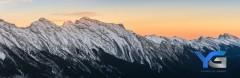 Mountain Range Yarmoloy Group